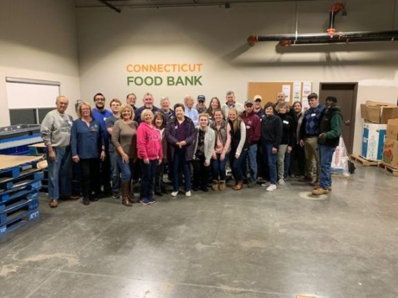 CT Food Bank 2019